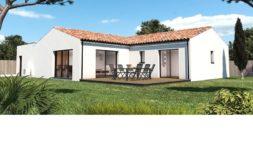 Maison+Terrain de 5 pièces avec 4 chambres à Sainte Soulle 17220 – 252000 € - ECHA-19-02-01-10