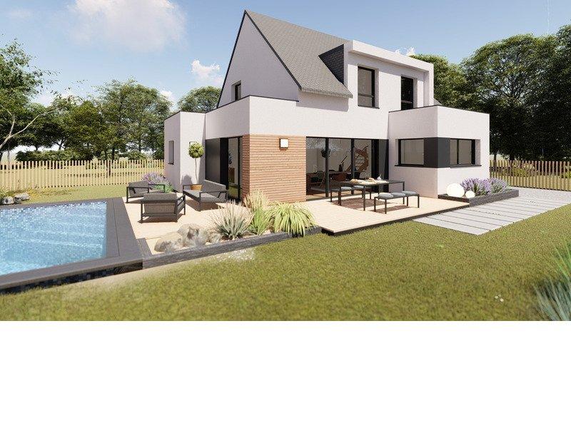 Maison+Terrain de 6 pièces avec 4 chambres à Perros Guirec 22700 – 327167 € - SDEN-19-03-22-19