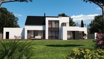 Maison+Terrain de 8 pièces avec 4 chambres à Perros Guirec 22700 – 498000 € - SDEN-19-01-18-8