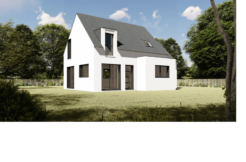 Maison+Terrain de 6 pièces avec 4 chambres à Baden 56870 – 218000 € - RJ-19-01-22-3