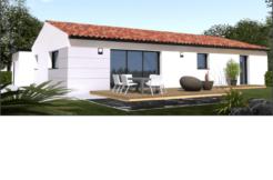Maison+Terrain de 5 pièces avec 4 chambres à Portets 33640 – 291500 € - AHAM-19-06-04-1