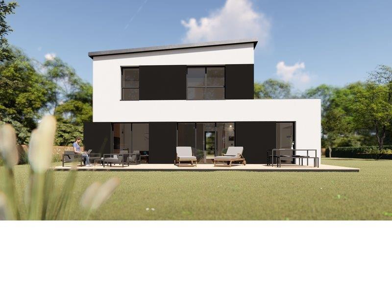 Maison+Terrain de 5 pièces avec 4 chambres à Névez 29920 – 223500 € - EDE-19-10-03-27