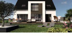 Maison+Terrain de 7 pièces avec 4 chambres à Plouezoc'h 29252 – 260208 € - DM-19-10-08-31