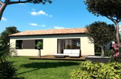 Maison+Terrain de 5 pièces avec 3 chambres à Cabariot 17430 – 158700 € - QAB-19-01-29-18