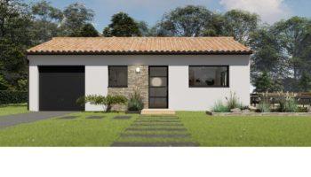 Maison+Terrain de 5 pièces avec 3 chambres à Breuil Magné 17870 – 201678 € - QAB-19-05-10-12
