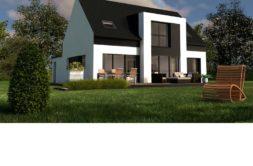 Maison+Terrain de 8 pièces avec 4 chambres à Folgoët  – 215057 € - YBIA-19-08-16-16