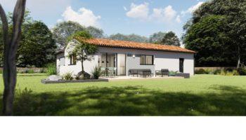 Maison+Terrain de 4 pièces avec 3 chambres à Aigrefeuille-d'Aunis 17290 – 192000 € - ECHA-19-08-08-43