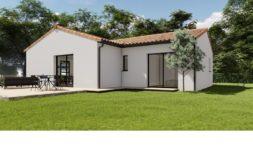 Maison+Terrain de 4 pièces avec 3 chambres à Saint-Sauveur-d'Aunis  – 192000 € - ECHA-20-01-17-24