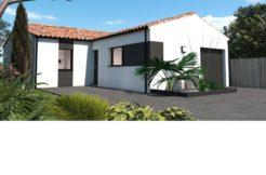 Maison+Terrain de 4 pièces avec 3 chambres à Ferrières 17170 – 179000 € - ECHA-19-11-14-43