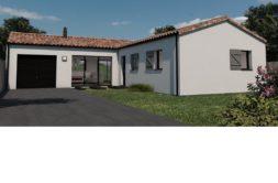 Maison+Terrain de 4 pièces avec 3 chambres à Sainte Soulle 17220 – 256000 € - ECHA-19-02-08-4