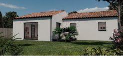 Maison+Terrain de 4 pièces avec 3 chambres à Ferrières 17170 – 165000 € - ECHA-19-01-30-12