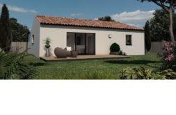 Maison+Terrain de 3 pièces avec 2 chambres à Gué d'Alleré 17540 – 150000 € - ECHA-20-01-17-43