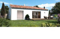 Maison+Terrain de 4 pièces avec 3 chambres à Ferrières 17170 – 160000 € - ECHA-19-11-14-44