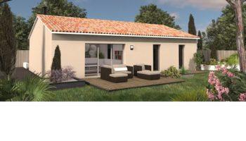 Maison+Terrain de 4 pièces avec 3 chambres à Villenave d'Ornon 33140 – 309000 € - AHAM-19-06-04-13