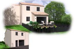 Maison+Terrain de 4 pièces avec 3 chambres à Sainte Soulle 17220 – 205000 € - ECHA-19-02-01-4