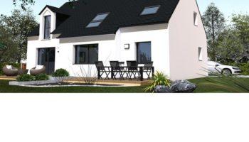 Maison+Terrain de 6 pièces avec 4 chambres à Nort sur Erdre 44390 – 252514 € - ALEG-19-11-05-41