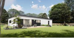 Maison+Terrain de 6 pièces avec 4 chambres à Drennec  – 194898 € - YBIA-19-08-14-31