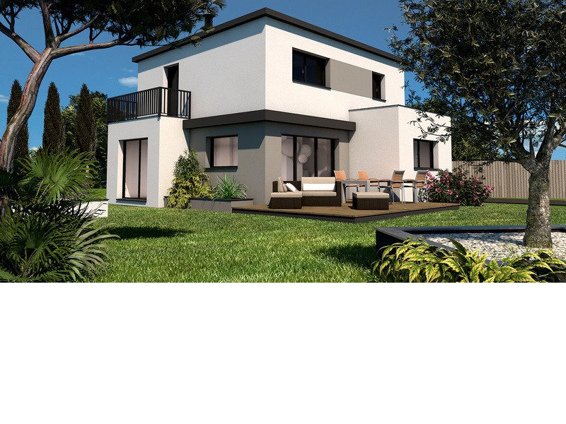 Maison+Terrain de 6 pièces avec 4 chambres à Quimper 29000 – 235112 € - KA-19-09-19-34