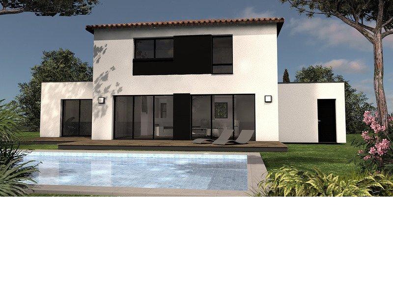 Maison+Terrain de 5 pièces avec 4 chambres à Labastide Saint Sernin 31620 – 314098 € - JCHA-19-08-28-38