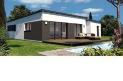 Maison+Terrain de 4 pièces avec 3 chambres à Castelnau d'Estrétefonds 31620 – 292511 € - JCHA-19-06-28-43