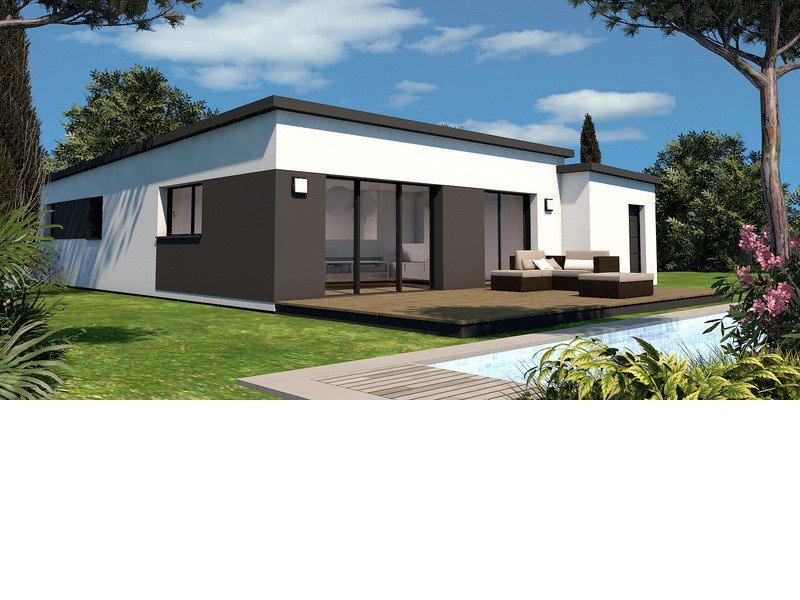 Maison+Terrain de 4 pièces avec 3 chambres à Quint Fonsegrives 31130 – 316025 € - JCHA-19-05-21-2