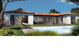 Maison+Terrain de 5 pièces avec 4 chambres à Saint Geniès Bellevue 31180 – 389987 € - JCHA-19-08-28-46