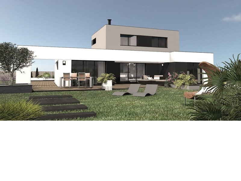 Maison+Terrain de 6 pièces avec 5 chambres à Pechbonnieu 31140 – 419786 € - JCHA-19-06-28-67