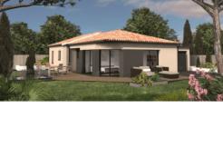 Maison+Terrain de 5 pièces avec 3 chambres à Saint André de Cubzac 33240 – 207069 € - SMUN-19-04-15-20
