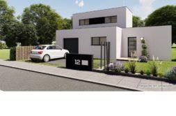 Maison+Terrain de 6 pièces avec 5 chambres à Talensac 35160 – 304381 € - RTU-19-09-06-127