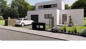 Maison+Terrain de 6 pièces avec 5 chambres à Saint M'Hervon 35360 – 287244 € - RTU-19-07-22-136