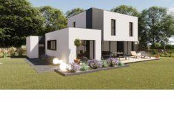 Maison+Terrain de 5 pièces avec 4 chambres à Breteil 35160 – 252610 € - RTU-19-09-06-18