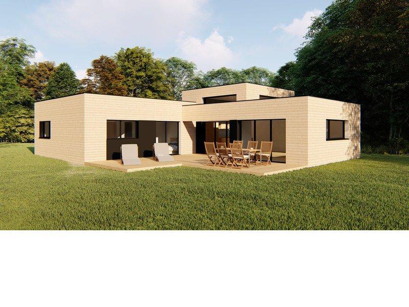 Maison+Terrain de 4 pièces avec 3 chambres à Castelnau d'Estrétefonds 31620 – 350167 € - CPO-19-03-28-15