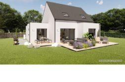 Maison+Terrain de 5 pièces avec 4 chambres à Romillé 35850 – 243420 € - RTU-19-07-22-129