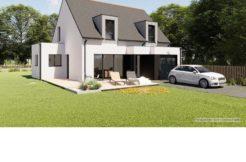 Maison+Terrain de 5 pièces avec 4 chambres à Hermitage 35590 – 287239 € - RTU-19-03-05-90