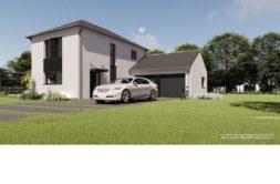 Maison+Terrain de 6 pièces avec 4 chambres à Montfort sur Meu 35160 – 298790 € - RTU-19-09-06-89