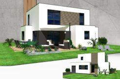 Maison+Terrain de 5 pièces avec 3 chambres à Saint Sébastien sur Loire 44230 – 350204 € - GCAP-19-07-24-71