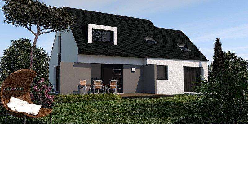 Maison+Terrain de 6 pièces avec 4 chambres à Blain 44130 – 203708 € - BF-19-04-23-9