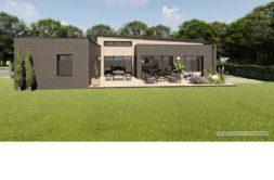 Maison+Terrain de 4 pièces avec 3 chambres à Saint Médard en Jalles 33160 – 516180 € - TDD-19-07-08-6