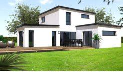 Maison+Terrain de 5 pièces avec 4 chambres à Saint Médard en Jalles 33160 – 501488 € - TDD-19-05-16-5