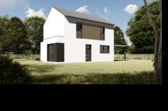 Maison+Terrain de 5 pièces avec 4 chambres à Liffré 35340 – 243879 € - RHAM-19-04-02-4