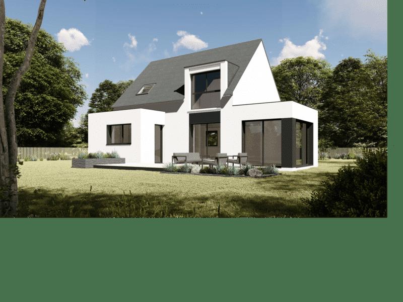 Maison+Terrain de 5 pièces avec 4 chambres à Andel 22400 – 206554 € - ASCO-19-07-05-22