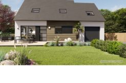 Maison+Terrain de 6 pièces avec 4 chambres à Plougourvest 29400 – 197441 € - DM-19-08-19-85