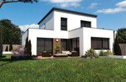 Maison+Terrain de 5 pièces avec 4 chambres à La Malhoure 22640 – 207037 € - ASCO-19-08-23-40