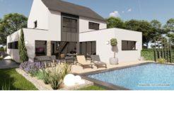Maison+Terrain de 6 pièces avec 5 chambres à Saint Médard en Jalles 33160 – 497738 € - TDD-19-04-25-3
