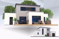 Maison+Terrain de 5 pièces avec 3 chambres à Lanvollon 22290 – 187757 € - METT-19-04-09-7