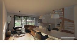 Maison+Terrain de 4 pièces avec 3 chambres à Mérignac 33700 – 368605 € - YFAU-19-06-14-15