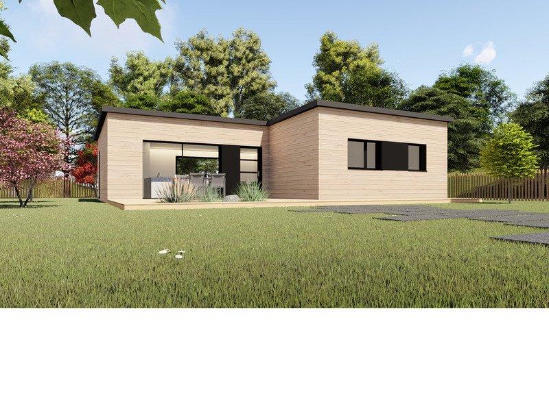Maison+Terrain de 4 pièces avec 3 chambres à Saint Xandre 17138 – 348000 € - ECHA-19-05-09-22