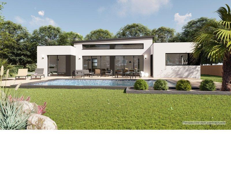Maison+Terrain de 4 pièces avec 3 chambres à   – 254381 € - MCHAB-20-02-05-7