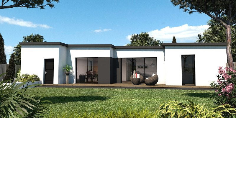 Maison+Terrain de 4 pièces avec 3 chambres à Pléneuf Val André 22370 – 551064 € - ASCO-19-05-24-16