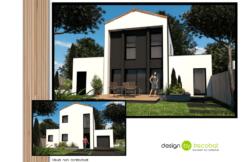 Maison+Terrain de 4 pièces avec 3 chambres à Tresses 33370 – 376735 € - YFAU-19-09-26-14